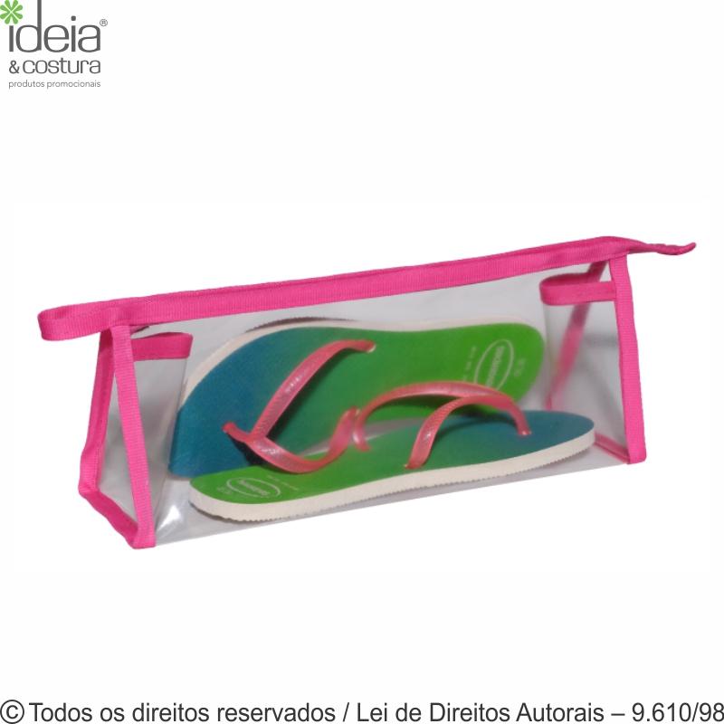 PORTA CHINELOS DE PVC 30X13X8CM N19