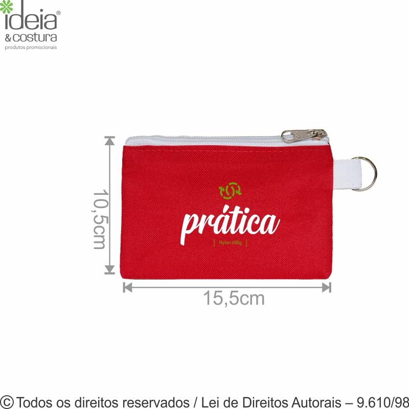 PORTA MEDICAMENTO DE NYLON 15,5X10,5CM N26